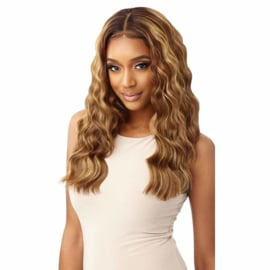 Outre Melted Hairline Synthetic Lace Front Wig - Mikaella