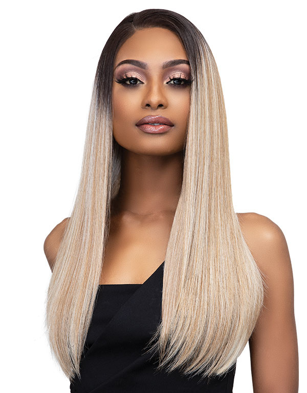 """Janet Collection HD Melt Collection - 13""""x6"""" TRANSPARENT HD Lace Front BISA"""