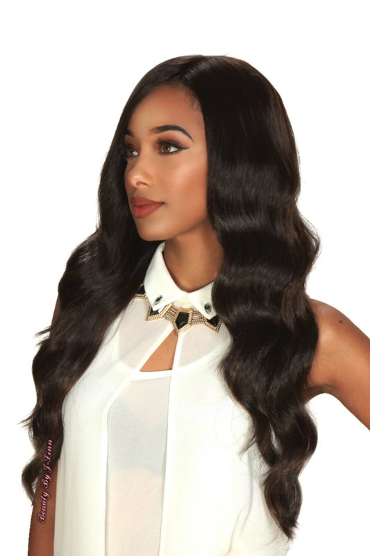 Zury Prime Collection Human Hair Blend 360 Swiss Lace Front Wig PM-360 Lace Nia