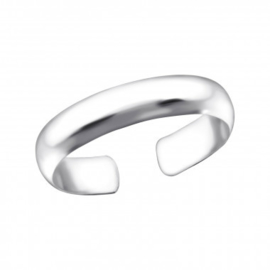 Teenringen, 925 sterling zilver