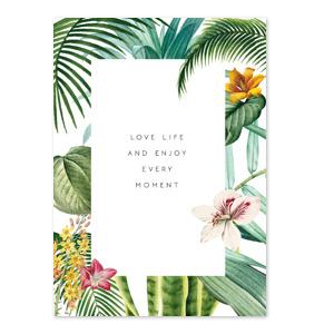 Kaart Love Life