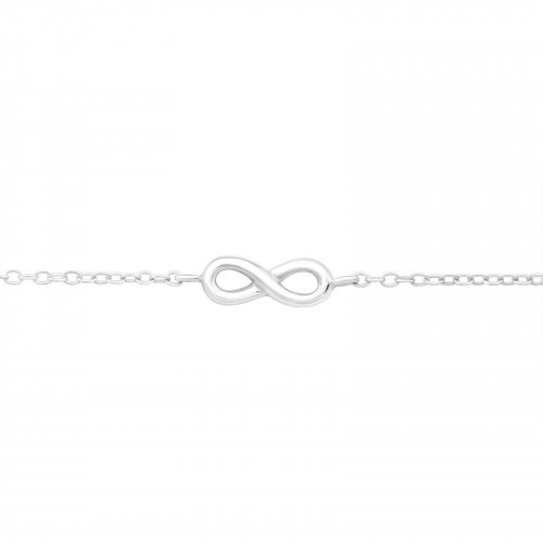 Armband infinity-925 sterling zilver