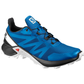 Salomon Supercross, maat 41.1/3, blauw