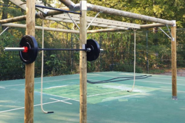 Obstacle Fitness Rig