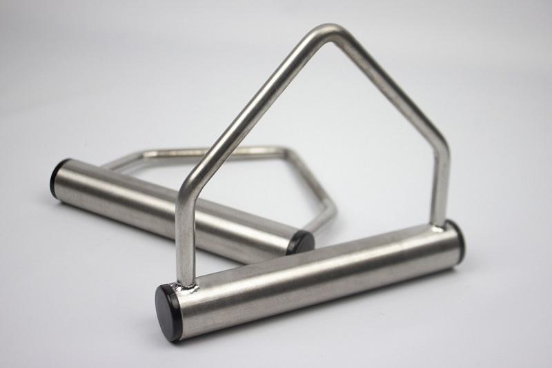 RVS triangel