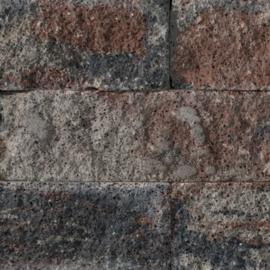 Splitrocks XL 15x15x60 Tricolere Getrommeld