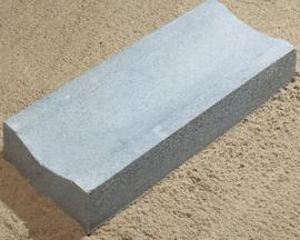 Molgoot 12,5x40x100 holling 4 cm