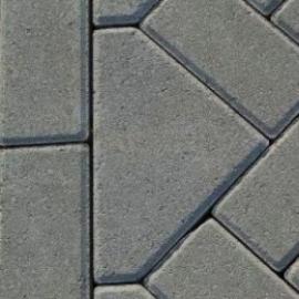 Bisschopsmutsen 8 cm grijs BSM