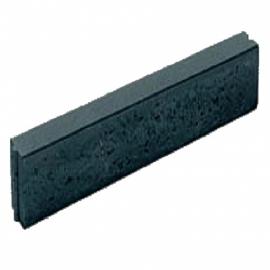 Opsluitband 6x30x100 cm zwart