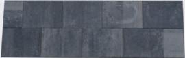 Straksteen 30x40 grijs antraciet