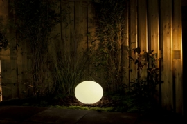 Garden Lights Oval 35 RGB licht