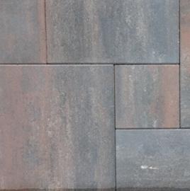 Patio mixed tricolore 4 cm