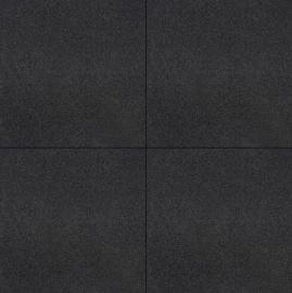 H2O Comfort Square 60x60x6 Black Emotion