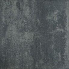 Patio Square 90x90x6 Nero/Grey