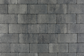 Nature Top NERO GREY Uitgewassen betonklinker gecoat bss BKK