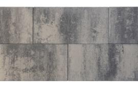 Patio square 30x60x5 Nero Grey