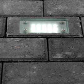 Garden Lights Exillis wit licht