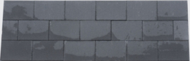 Nature Top BLACK 20x30x6 gecoat