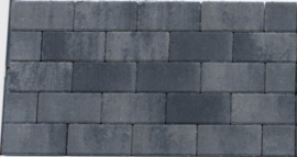 Nature Top NERO GREY betonklinker gecoat bss BKK 8 cm