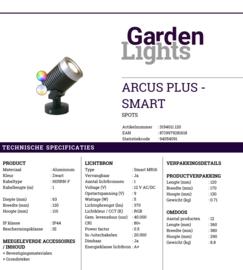 Arcus Plus - Smart