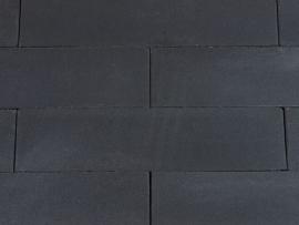 Linea strak 15x15x40 cm antraciet