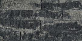 Splitrocks 11x13x32 grijs zwart
