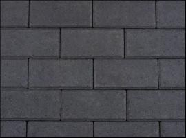 Betonklinker 5 cm antraciet