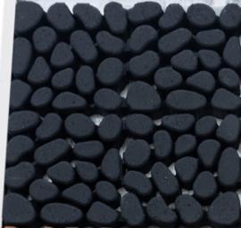 Keigrasstenen 45x45x10 cm antraciet