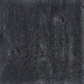 H2O Excellent Relief Square 60x60x5 Cloudy Nero Grey Emotion