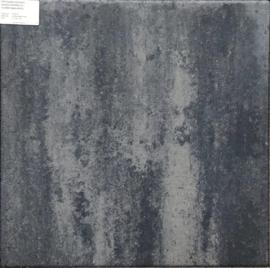 H2O 60x60x4 Square Comfort Nero Grey Emotion
