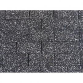 Betonklinker nature color 8 cm Black uitgewassen