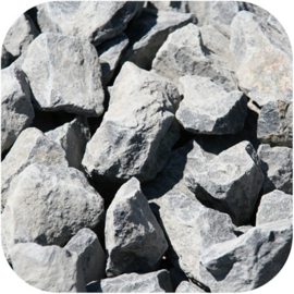 Kijlstra Basalt split 30 - 60 mm bigbag 1000 KG