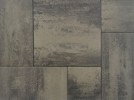 Patio mixed lava grigio 4 cm