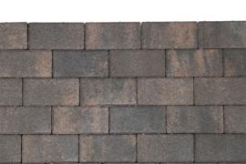 Nature Top Rusty Black betonklinker gecoat bss BKK