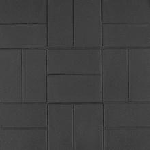 Betontegel 15x30x4,5 Antraciet KOMO