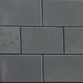H2O Comfort Square 20x30x6 Black Emotion