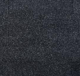 Luxoblok 15x15x60 cm zwart gewassen