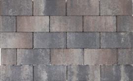 Design Brick 6 cm Ocean mini facet deklaag