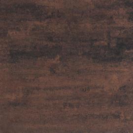 Patio square 60x60x4 Marrone Viola