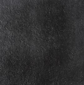 Chique tegel 60x60 zwart wave