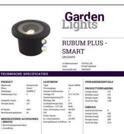 Rubum Plus - Smart