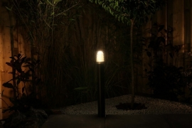 Garden Lights Arco 40 warm wit