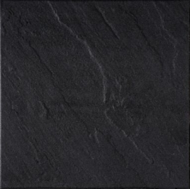 H2O Excellent Relief Square 60x60x5 Black Emotion