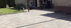 Patio square 30x60x5 Tricolore