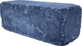 Linea getrommeld 15x15x45 cm antraciet