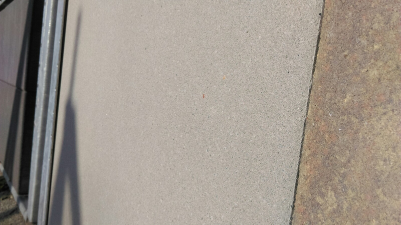 H2O 60x60x4 Square Comfort Grey