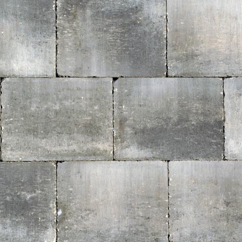 Koppelstone 21x14x7 Grijs/Zwart