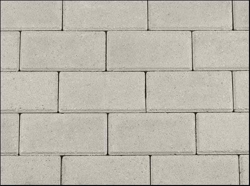 Betonklinker 8 cm grijs