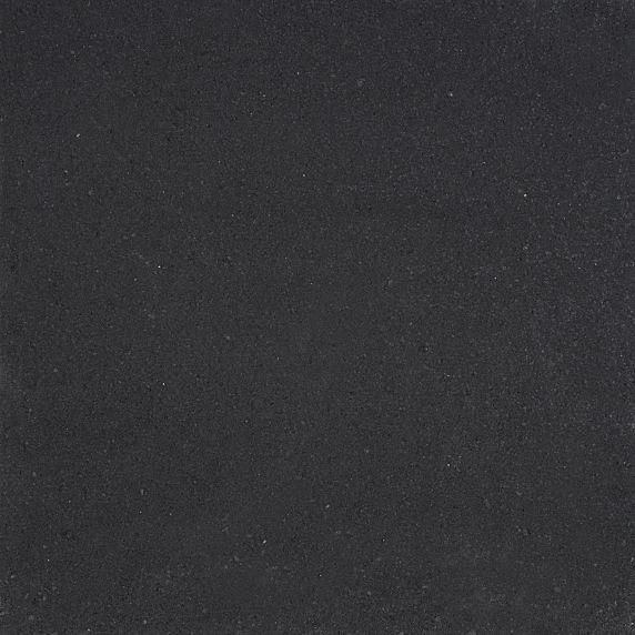 H2O 60x60x4 Square Comfort Black Graphit