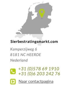 Sierbestratingsmarkt.com Kijlstra online bestellen